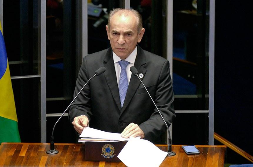 Eleito pelo Piauí, Marcelo Castro é deputado federal, médico e já foi ministro da Saúde no governo Dilma